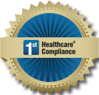 First Healthcare Compliance Seal