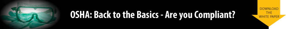 Read about OSHA Back to Basics Whitepaper