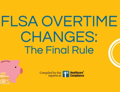 FLSA Overtime Changes: The Final Rule