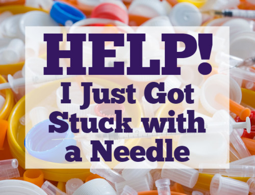 Help! I Just Got Stuck with a Needle