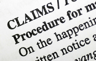 Healthcare Compliance -Claims and Procedures