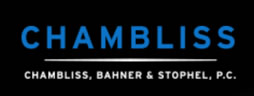 Logo for Chambliss, Bahner and Stophel, P.C.