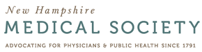New Hampshire Medical Society logo