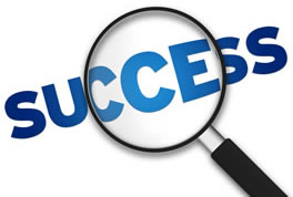 Success with performance evaluations