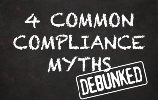 compliance myths
