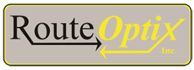 Route Optix logo.