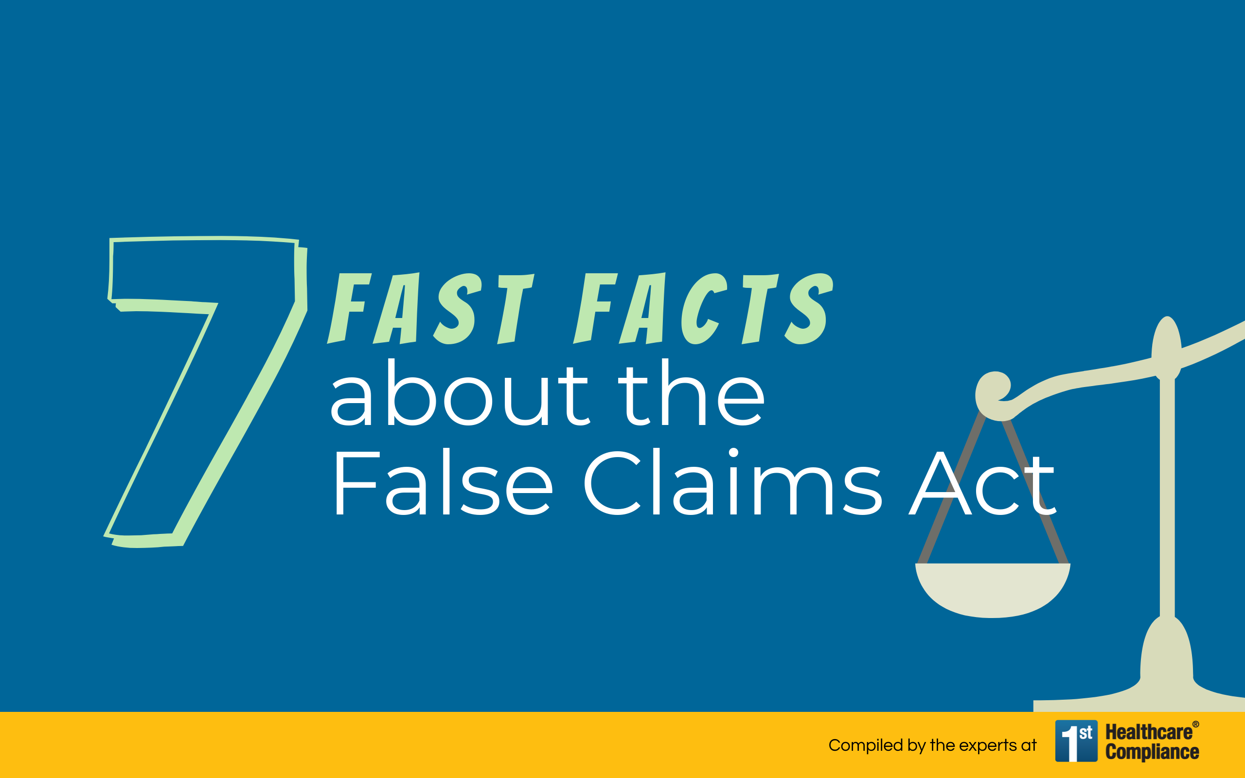 First healthcare compliance software solutions for hipaa osha 7 fast facts about the false claims act 032918 fraud waste and abuse 1betcityfo Choice Image