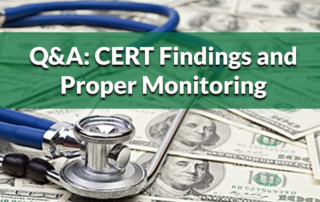 Q&A: CERT Findings and Proper Monitoring