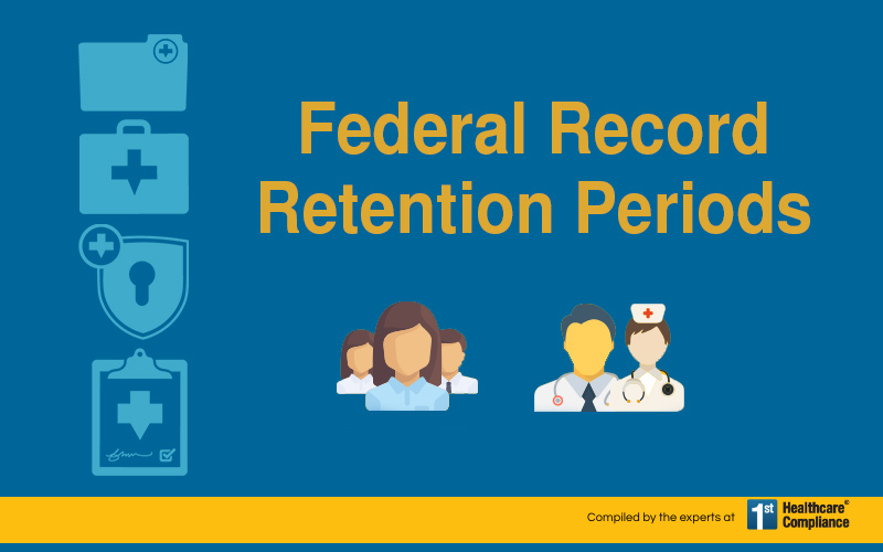 Federal Record Retention Periods