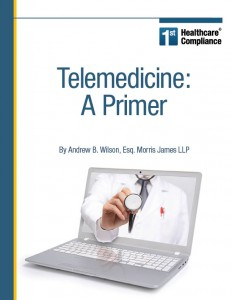 Telemedicine ebook cover