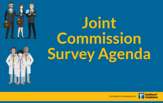 Joint Commission Survey Agenda