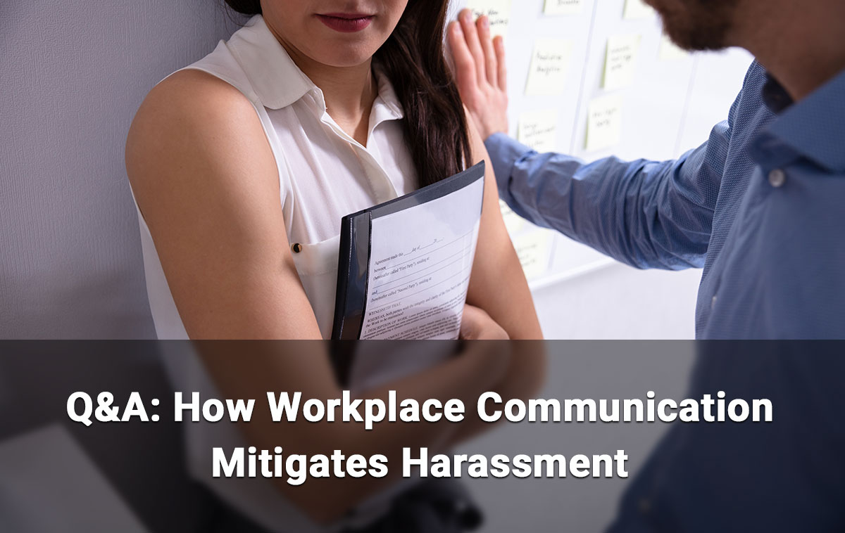 Workplace Harassment Healthcare Human Resources