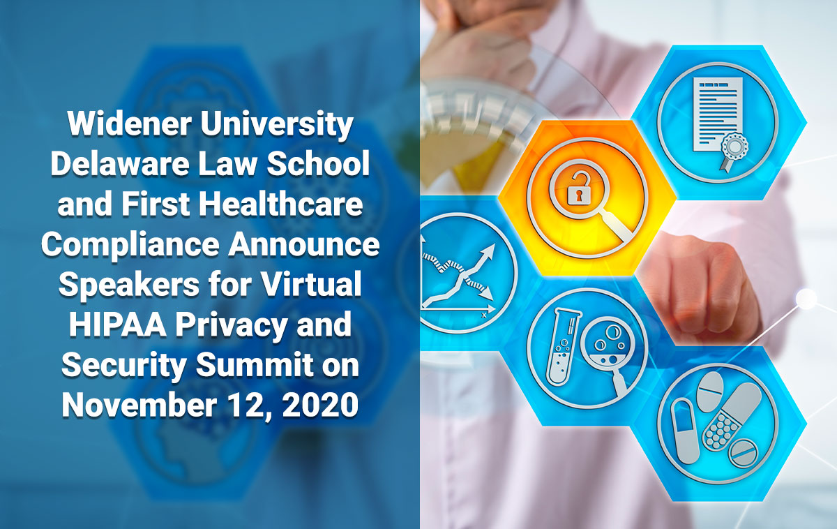 HIPAA Privacy and Security Summit 2020