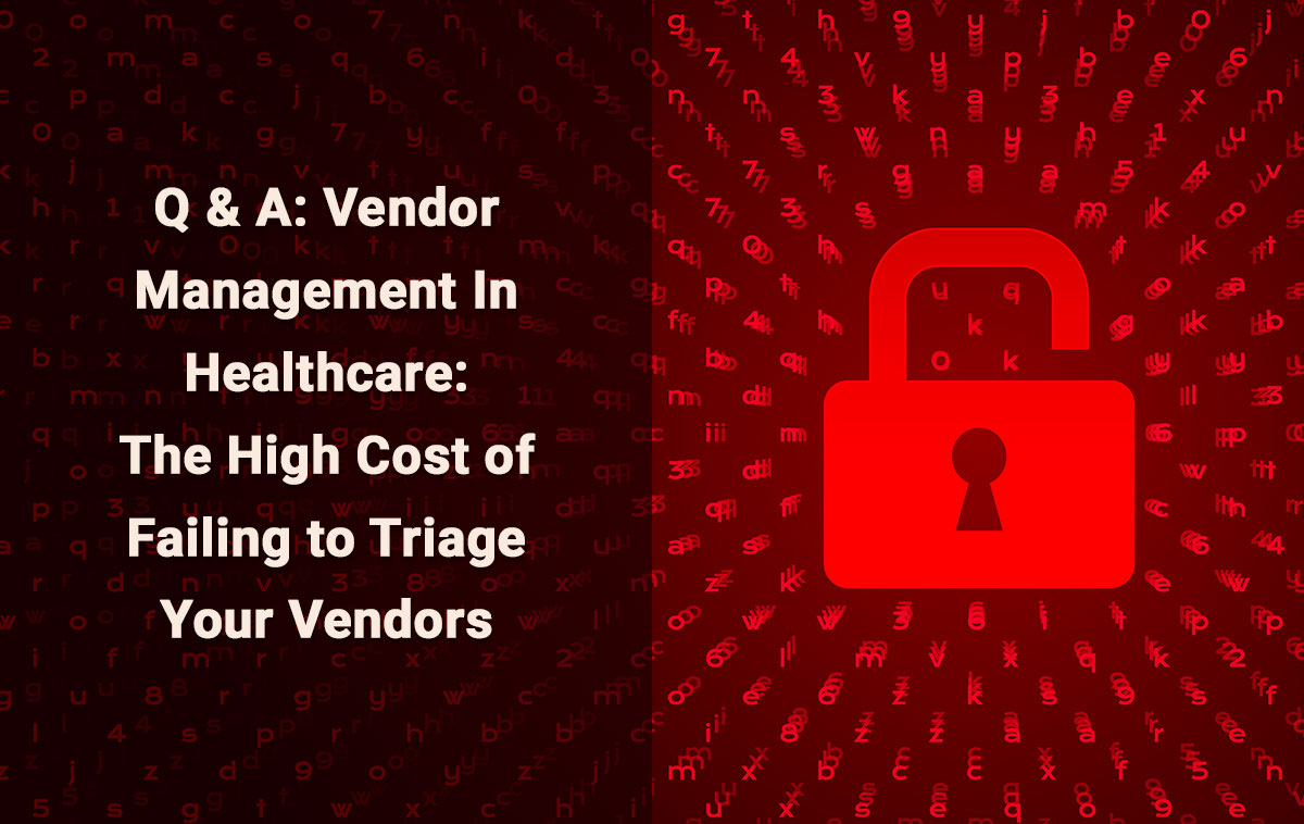 Vendor Management Data Breach