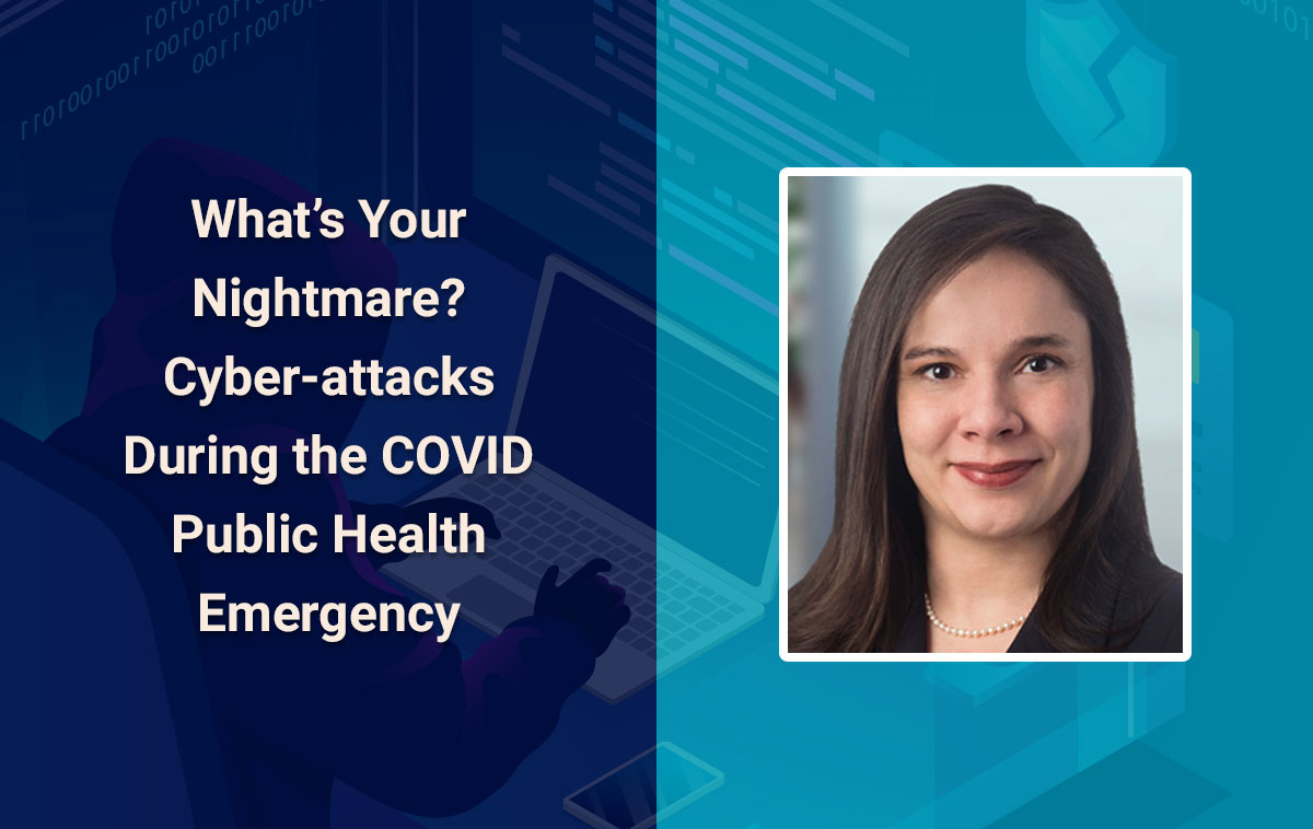 What's your nightmare? Cyber-attacks during the COVID public health emergency