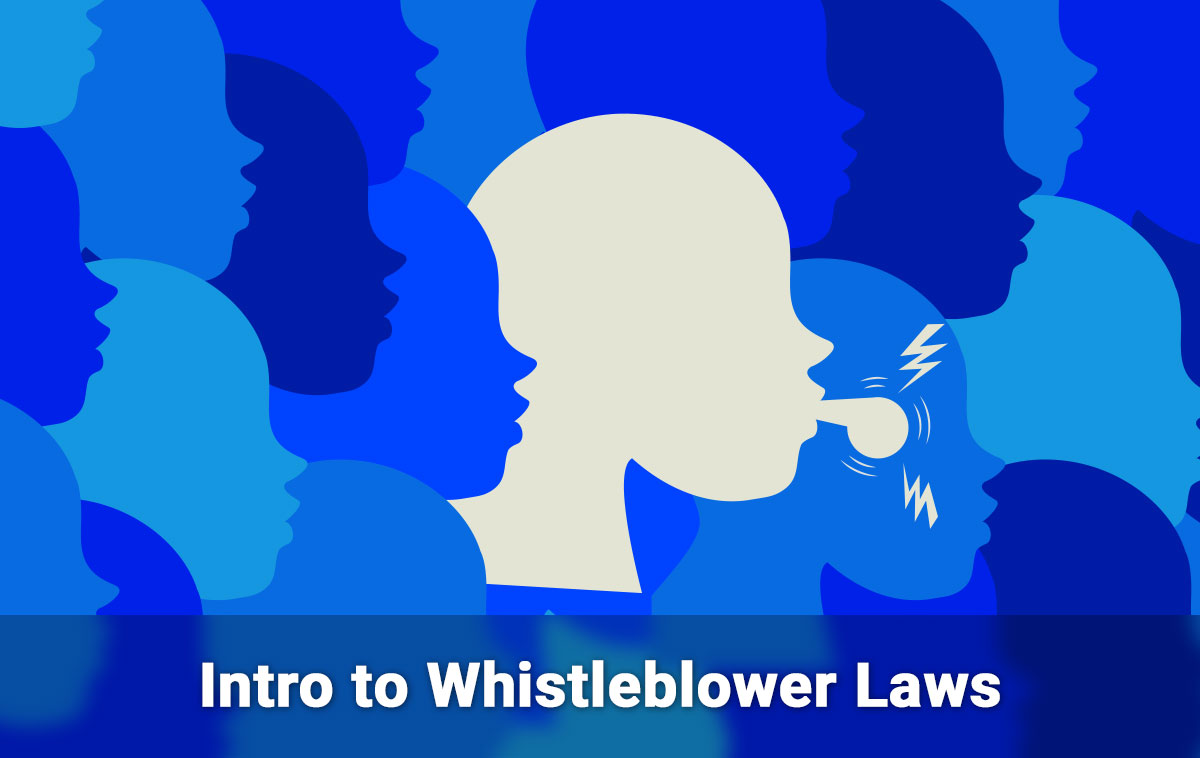 Whistleblower Laws